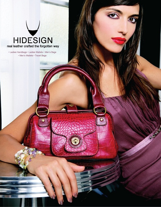38b3186eb9c3 Snapdeal - Hidesign women handbags at flat 50% off + Rs 50 off