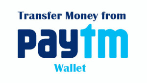 paytm wallet transfer
