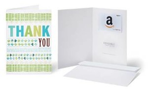 Amazon.in Gift Card with Greeting Card - Rs.2000 at Rs 1900