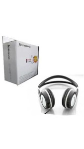 Paytm Lenovo P410 Wired Over Ear Headphone  at Rs 283
