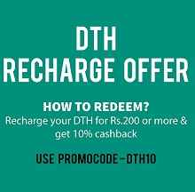 DTH-recharge-10-cashback-from-freecharge