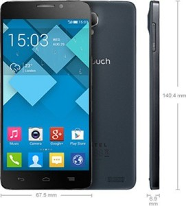 Flipkart-Alcatel Onetouch Idol X 6040D at Rs 7999