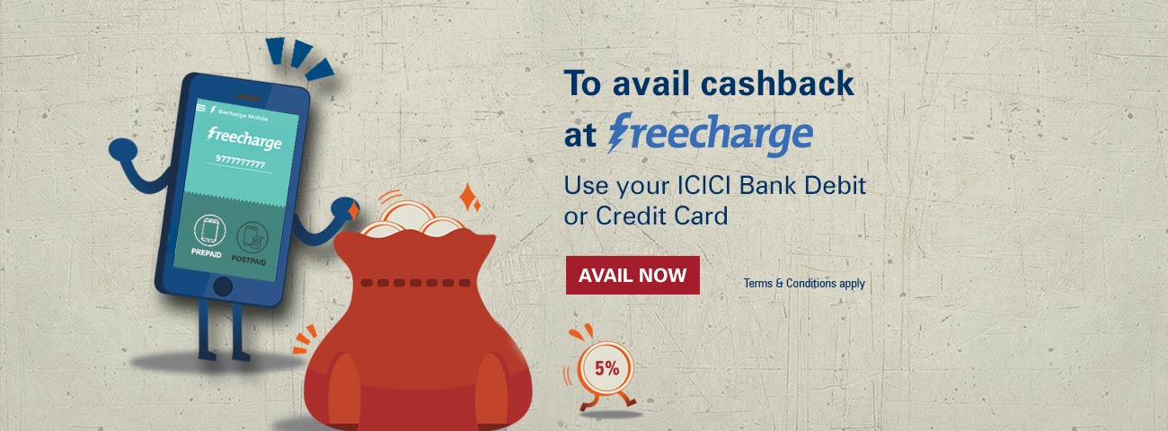 freecharge coupons code for mobile recharge today