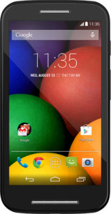 Buy Motorola Moto E Mobile Rs. 3999 (Register Now)