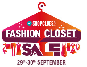 Shopclues-fashion-closet-sale
