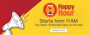 amazon happy hour deals 10 september