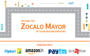 become zocalo mayor and earn free vouchers