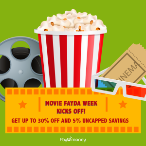 About Movie Tickets. Online Movie Tickets Booking Offers: 50% OFF - Buy 1 Get 1 Free - Book Movie Tickets Online - Robot Movie Tickets Booking Offers - Buy Movie Tickets Now - Amazon Pay Movie Offer - Book Your Movie Tickets Online via GoPaisa and Grab Up to % Cashback.