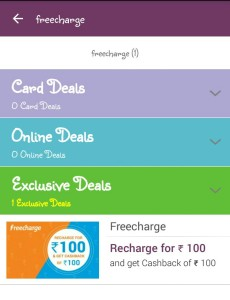 Vantage-circle-freecharge-code-search