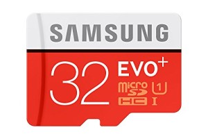 Samsung Evo+ 32GB Class 10 micro SDHC Card Upto 80 Mbps speed (With adapter) Rs 599 only amazon