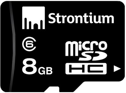 Amazon-Buy strotinum 8GB MicroSDHC Memory Card (Class 6) for Rs 99 only