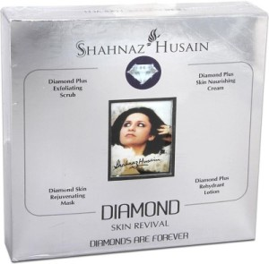 Snapdeal- Shahnaz Husain Diamond Skin Revival Kit