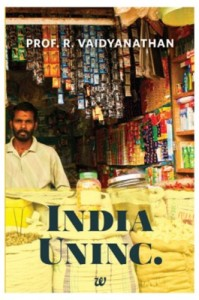 Amazon- India Uninc. Paperback Book