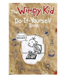 Snapdeal buy diary of wimpy kid diy book paperback at just rs100 only diary of wimpy kid diy book snapdeal solutioingenieria Image collections