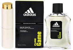Snapdeal- Adidas Pure Game Combo Men EDT Perfume