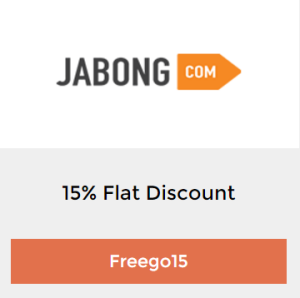 The number of Jabong offers with amazing Jabong discount coupons has been making the users happy all the time and continue to bring them back to Jabong for more amazing promotions. The user-friendly Jabong app on your phone allows you to shop as well as .