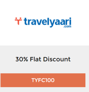 Travelyaari discount coupon