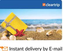Snapdeal- Cleartrip E-Gift Card worth Rs 2000 at just Rs 1700 only