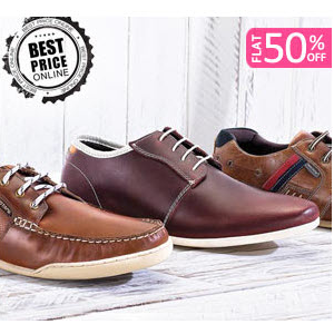 99941fb16df Jabong- Buy Red Tape Shoes at upto 60% off + Extra 20% cashback via  Freecharge wallet