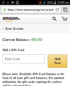 Expired) Amazon Hike Loot - Get Rs 50 gift card balance free (New ...