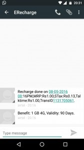 Airtel Loot- Get 1GB 4g Data at Just Rs 1 Only (Rajasthan Users only)1