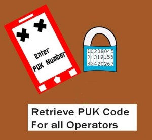 how to get your puk code telenor