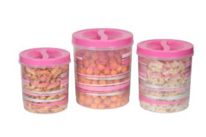 princeware-twister-plastic-package-container-set-3-pieces-pink-rs-227-only-amazon