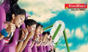 esselworld tickets at flat 50 off on nearbuy