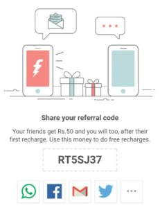 referral-code-freecharge-app