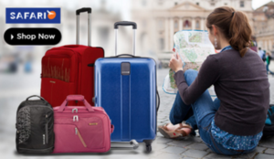 safari luggage bags upto 68 off on snapdeal