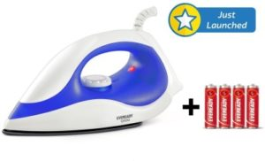 Flipkart Eveready DI100 Dry Iron