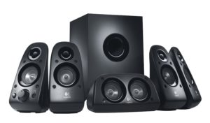 Logitech Z506 Surround Sound 5.1 multimedia Speakers (Black) Rs 4999 only amazon