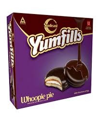 Snapdeal - Buy Sunfeast Yumfills Whoopie Pie 300gm at Rs 99 only