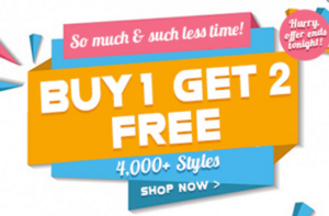 b2f97a83b Yepme Sale - Buy 1 Get 2 Free + Free gifts+ Extra 25% Off on clothing