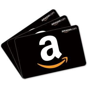 Amazon - Get upto 15% off on adding Gift Card Balance