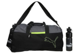 1767d281cf7 Snapdeal-Puma Dark Grey Gym Bag worth Rs.2999 at Rs.755 Only