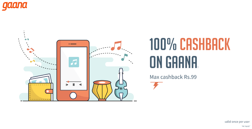 how to download songs from gaana app