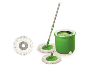 Amazon – Buy Scotch-Brite Jumper Spin Mop with Round Refill Heads at Rs.1149 image