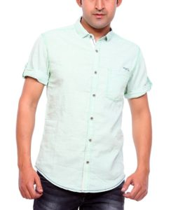 (Suggestions Added) Amazon- Buy Mufti Men's Casual Shirts upto 70% off
