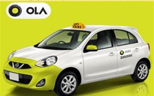 15% off on Ola Rental bookings