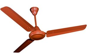 Amazon - Buy Crompton HS Plus 48-inch 53-Watt Power Saver Ceiling Fan (Brown) at Rs 1320 only