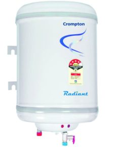 Amazon GIF 2017 Steal - Buy Crompton Radiant SWH15LT 15-Litre Vertical Water Heater (Ivory) at Rs 2549