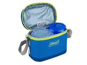 Coleman Insulated Polyester Tiffin Box
