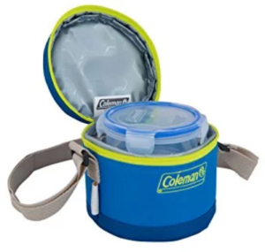 Coleman Insulated Polyester Tiffin Box, 600 ML