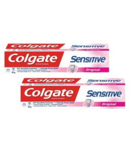 Colgate Sensitive - original Toothpaste 80 gm Pack of 2 50 off on snapdeal