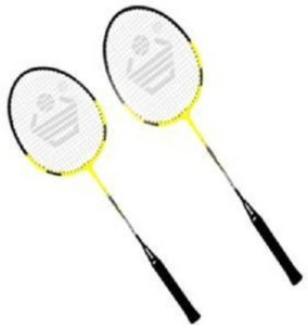 Flipkart - Buy Cosco cb-80 jr G3 Strung Badminton Racquet Combo (Multicolor, Weight - 100 g) at Rs 259 only + Rs 50 Delivery