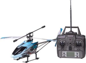 Flipkart - Buy Starmark RC Single Blade Coaxial Helicopter (Blue) at Rs 4,139