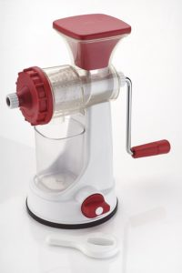 Ganesh Plastic Fruit and Vegetable Juicer, Red Rs 269 only amazon