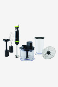 Tatacliq - Buy Oster 2620 6-in-1 600 W Multi Purpose Hand Blender (Black) at Rs 2249 only