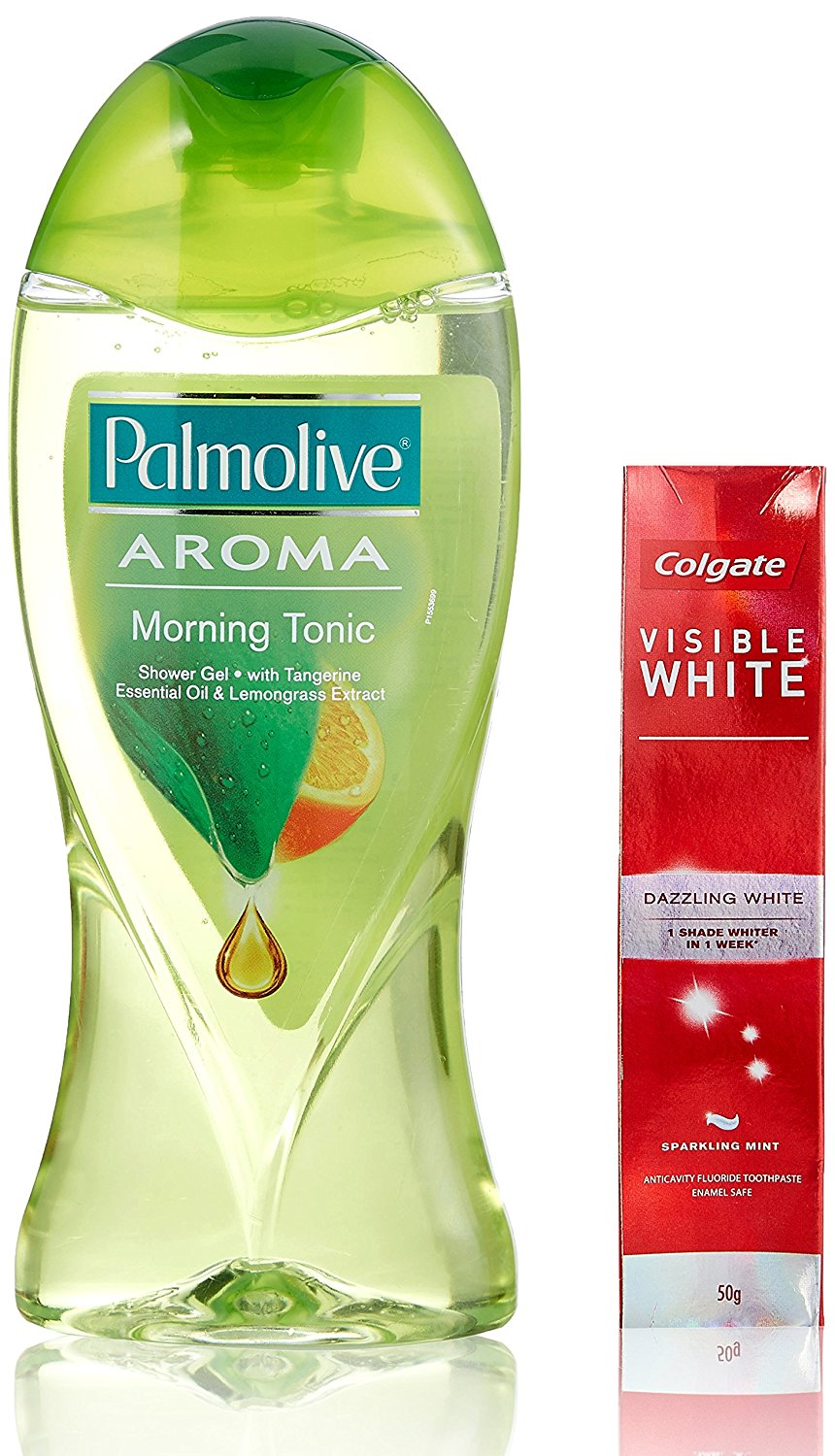 5d1841a9955 Palmolive-Aroma-Therapy-Morning-Tonic-Shower-Gel-250ml-with-Free-Colgate-Visible-White-50g- Rs-119-only-amazon.jpg